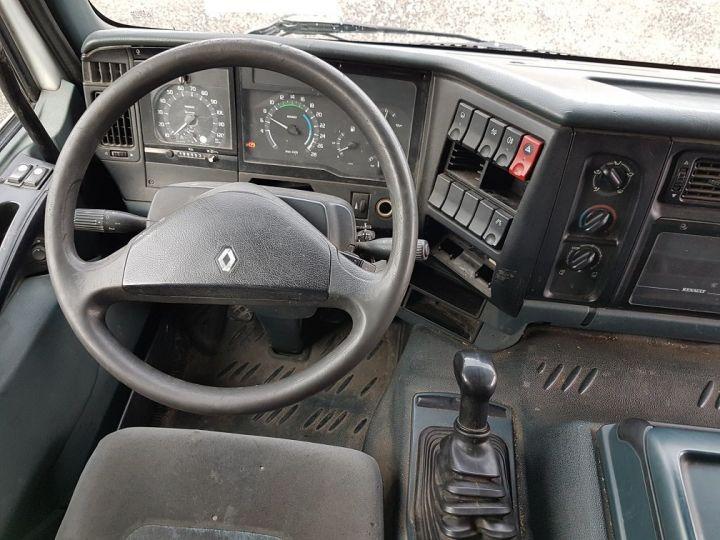 Camion porteur Renault Premium Caisse fourgon + Hayon élévateur 260.19 - LAMES BLANC - 21
