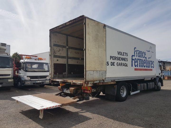 Camion porteur Renault Premium Caisse fourgon + Hayon élévateur 270dci.18D - Pour pièces BLANC - 3
