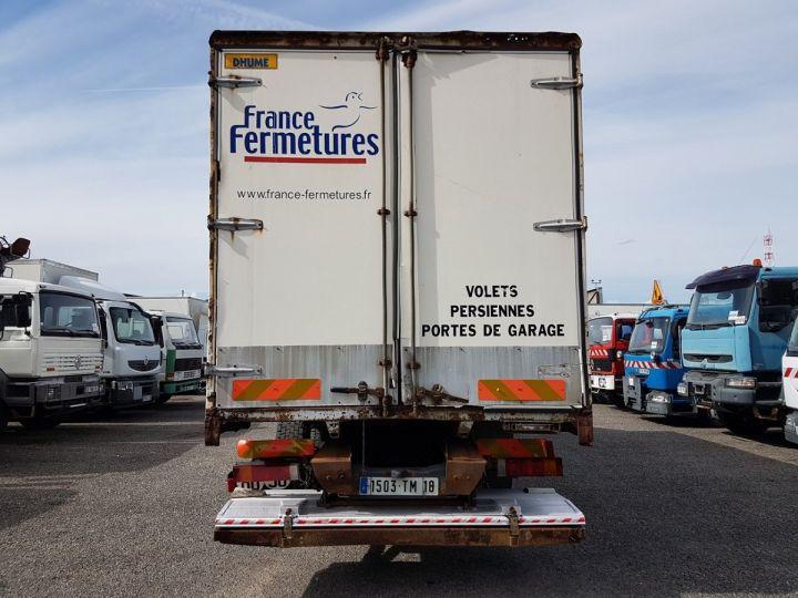 Camion porteur Renault Premium Caisse fourgon + Hayon élévateur 270dci.18D - Pour pièces BLANC - 6