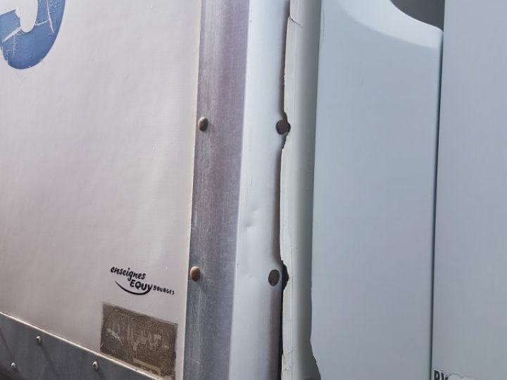 Camion porteur Renault Premium Caisse fourgon + Hayon élévateur 270dci.18D - Pour pièces BLANC - 12