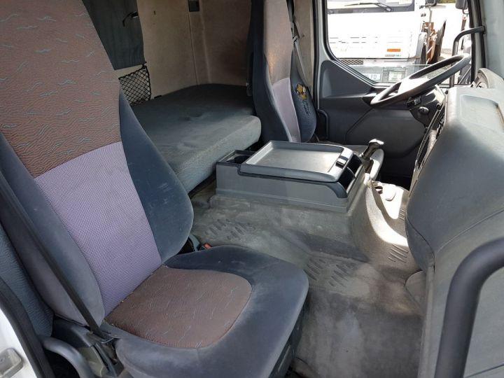 Camion porteur Renault Premium Caisse fourgon + Hayon élévateur 270dci.18D - Pour pièces BLANC - 20