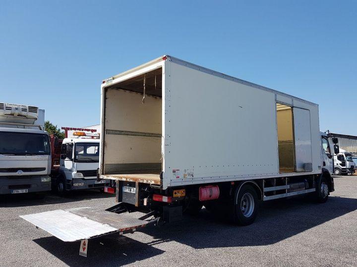 Camion porteur Renault Premium Caisse fourgon + Hayon élévateur 270dxi.19D - FOURGON 7m50 BLANC Occasion - 3