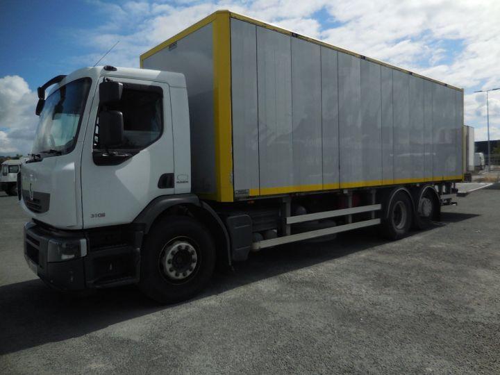 Camion porteur Renault Premium Caisse fourgon + Hayon élévateur 310   - 1