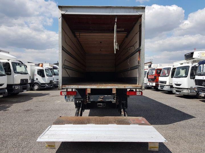Camion porteur Renault Premium Caisse fourgon + Hayon élévateur 310dxi.19D PRIVILEGE - Fourgon abimé BLANC - 6