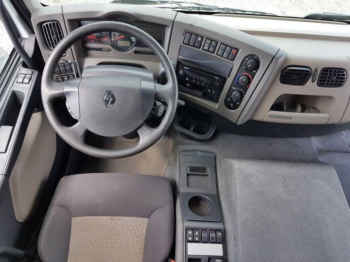 Camion porteur Renault Premium Caisse fourgon + Hayon élévateur 310dxi.19D PRIVILEGE - Fourgon abimé BLANC - 19