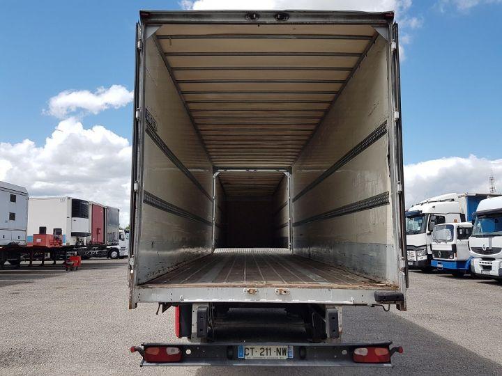 Camion porteur Renault Premium Caisse fourgon + Hayon élévateur 450dxi + SAMRO - COMBI BOX 104m3 BLANC Occasion - 5