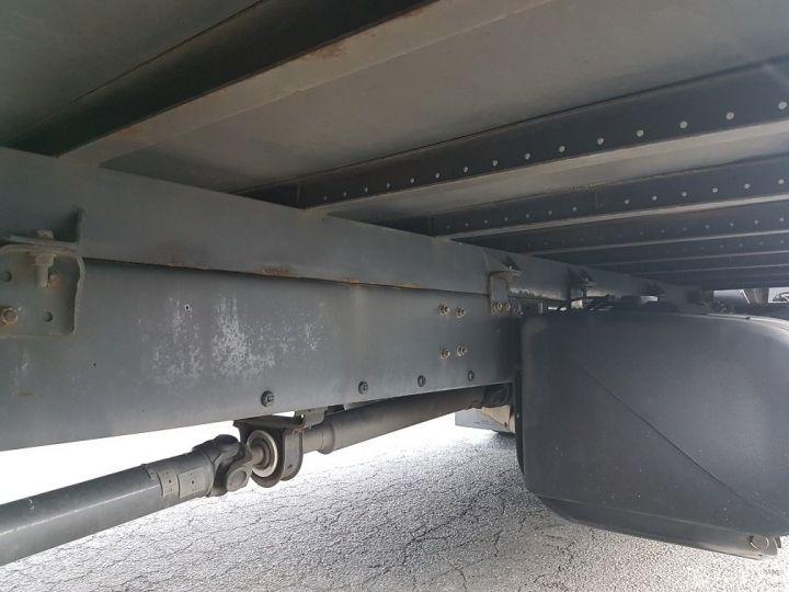 Camion porteur Renault D Caisse fourgon + Hayon élévateur 12.210dti euro 6 BLANC - 14