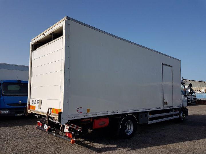Camion porteur Renault D Caisse fourgon + Hayon élévateur 12.210dti FOURGON 7m50 BLANC - 2
