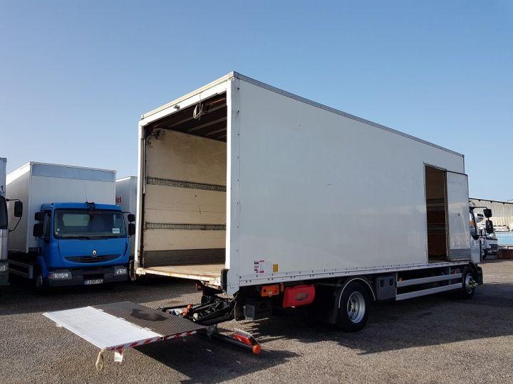 Camion porteur Renault D Caisse fourgon + Hayon élévateur 12.210dti FOURGON 7m50 BLANC - 3
