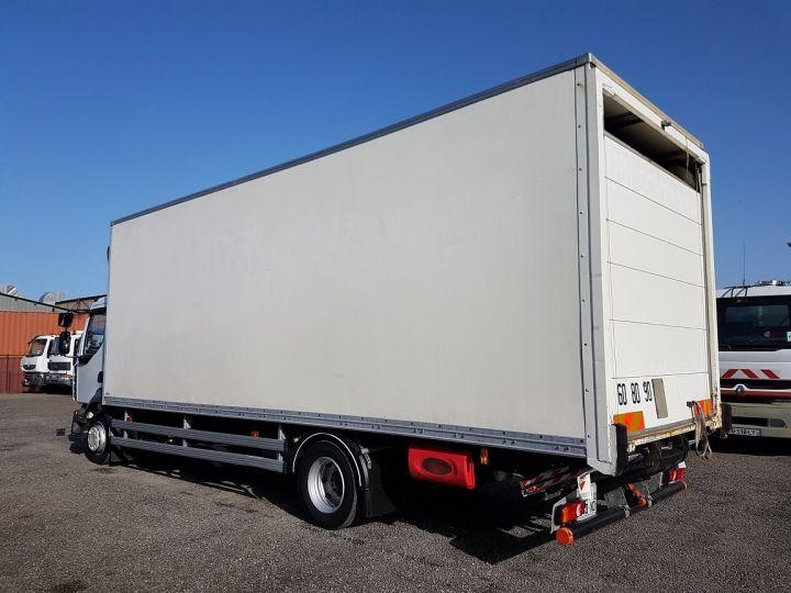 Camion porteur Renault D Caisse fourgon + Hayon élévateur 12.210dti FOURGON 7m50 BLANC - 5
