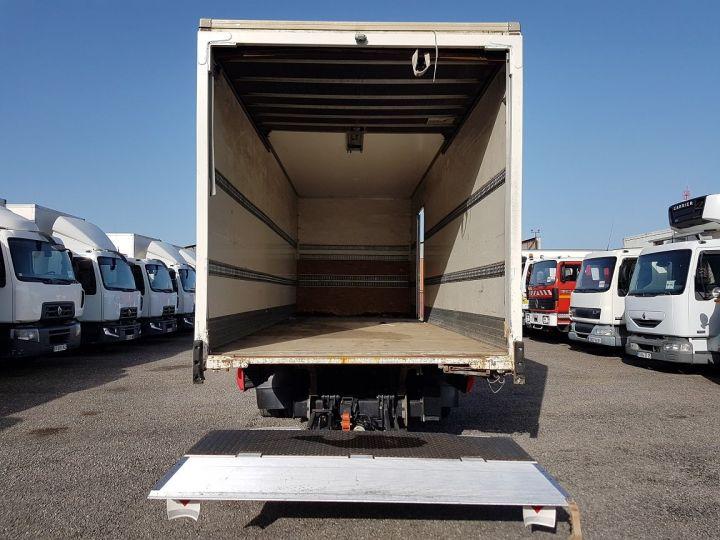 Camion porteur Renault D Caisse fourgon + Hayon élévateur 12.210dti FOURGON 7m50 BLANC - 6