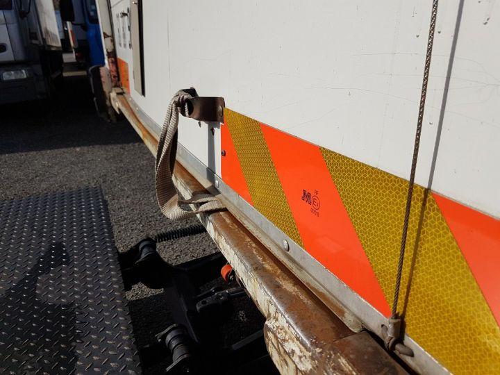 Camion porteur Renault D Caisse fourgon + Hayon élévateur 12.210dti FOURGON 7m50 BLANC - 12