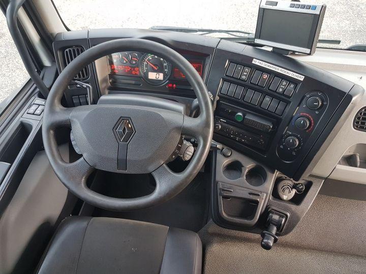 Camion porteur Renault D Caisse fourgon + Hayon élévateur 12.210dti FOURGON 7m50 BLANC - 18