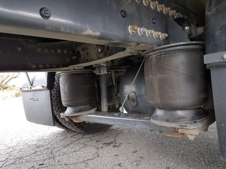 Camion porteur Renault D Caisse fourgon + Hayon élévateur 16.250dti BLANC - 13