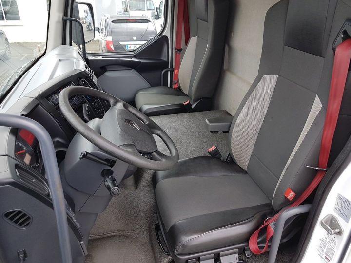 Camion porteur Renault D Caisse fourgon + Hayon élévateur 16.250dti BLANC - 16