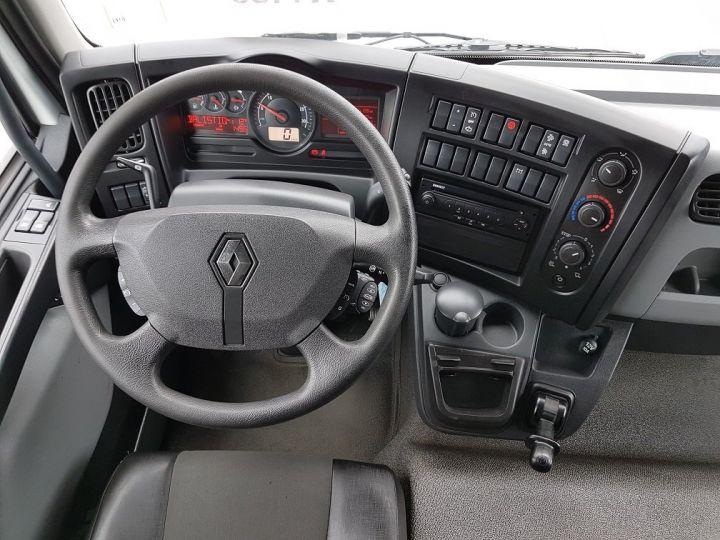 Camion porteur Renault D Caisse fourgon + Hayon élévateur 16.250dti BLANC - 18