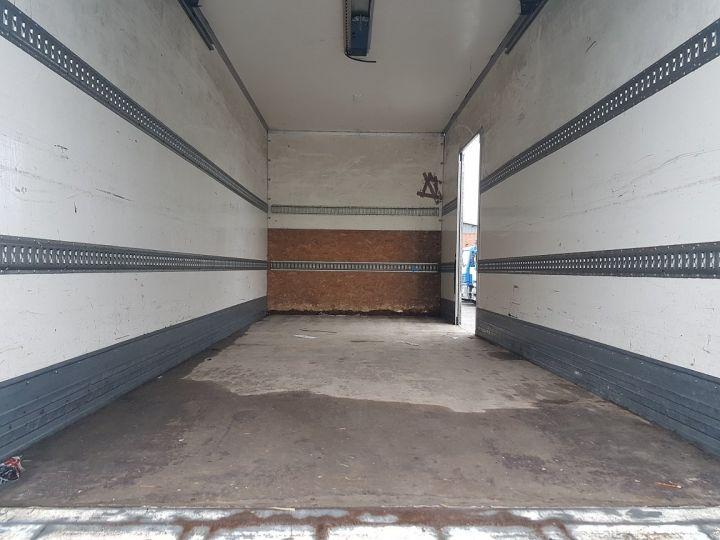 Camion porteur Renault D Caisse fourgon + Hayon élévateur MED 12.210dti FOURGON 6m50 BLANC - 7