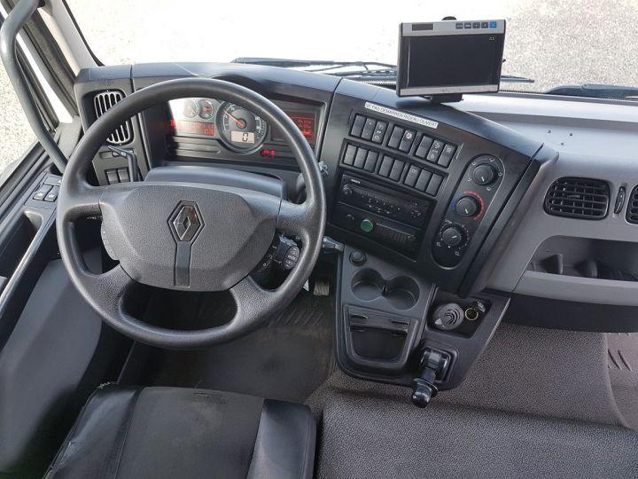 Camion porteur Renault D Caisse fourgon + Hayon élévateur MED 12.210dti FOURGON 6m50 BLANC - 21