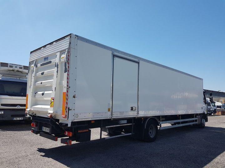 Camion porteur Renault D Caisse fourgon + Hayon élévateur MED 14.280dti Fourgon 9m85 BLANC - 2