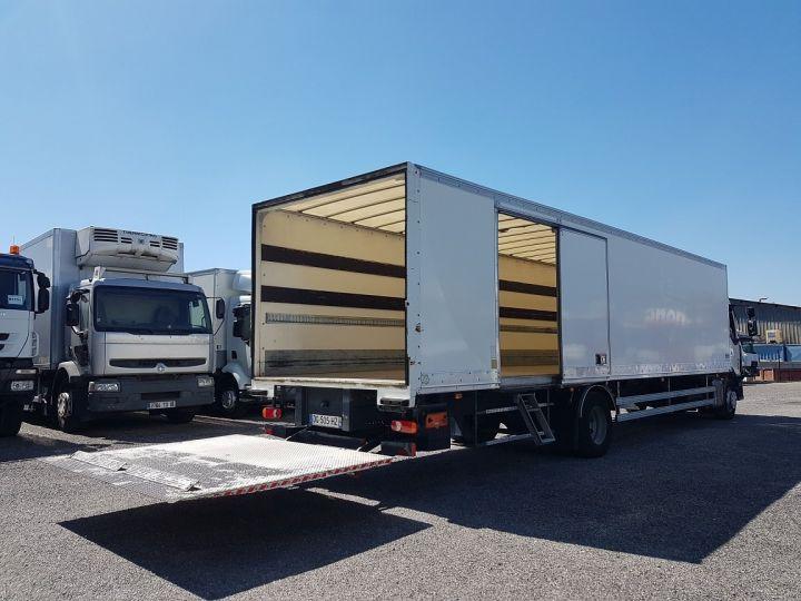 Camion porteur Renault D Caisse fourgon + Hayon élévateur MED 14.280dti Fourgon 9m85 BLANC - 3