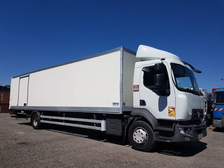 Camion porteur Renault D Caisse fourgon + Hayon élévateur MED 14.280dti Fourgon 9m85 BLANC - 4
