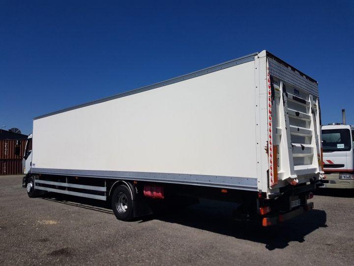 Camion porteur Renault D Caisse fourgon + Hayon élévateur MED 14.280dti Fourgon 9m85 BLANC - 5