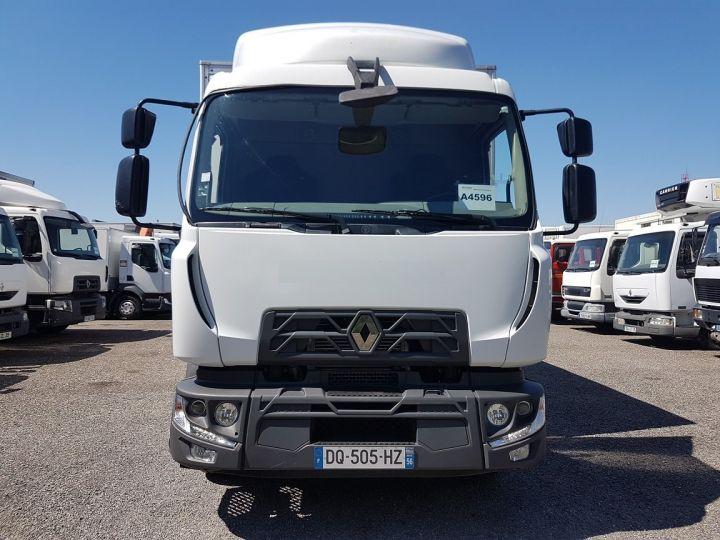 Camion porteur Renault D Caisse fourgon + Hayon élévateur MED 14.280dti Fourgon 9m85 BLANC - 6