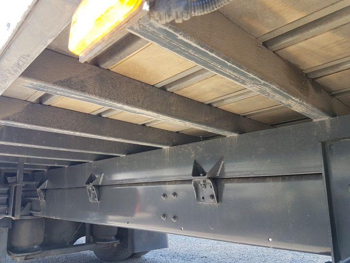 Camion porteur Renault D Caisse fourgon + Hayon élévateur MED 14.280dti Fourgon 9m85 BLANC - 13