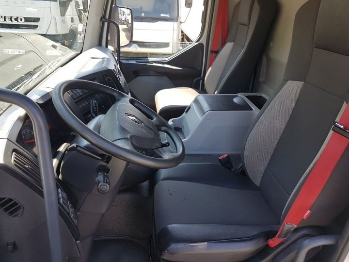 Camion porteur Renault D Caisse fourgon + Hayon élévateur MED 14.280dti Fourgon 9m85 BLANC - 17