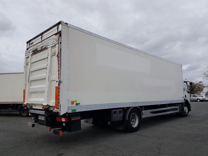 Camion porteur Renault D Caisse fourgon + Hayon élévateur WIDE 19.280dti - Fourgon 9m40 BLANC - 2