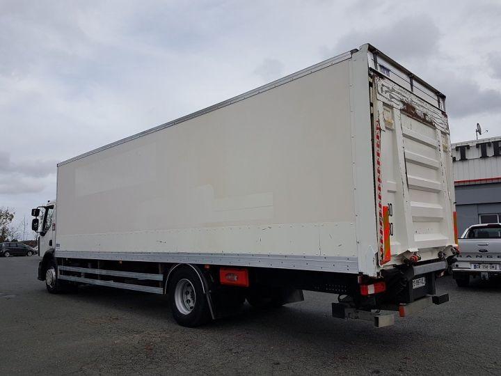 Camion porteur Renault D Caisse fourgon + Hayon élévateur WIDE 19.280dti - Fourgon 9m40 BLANC - 5