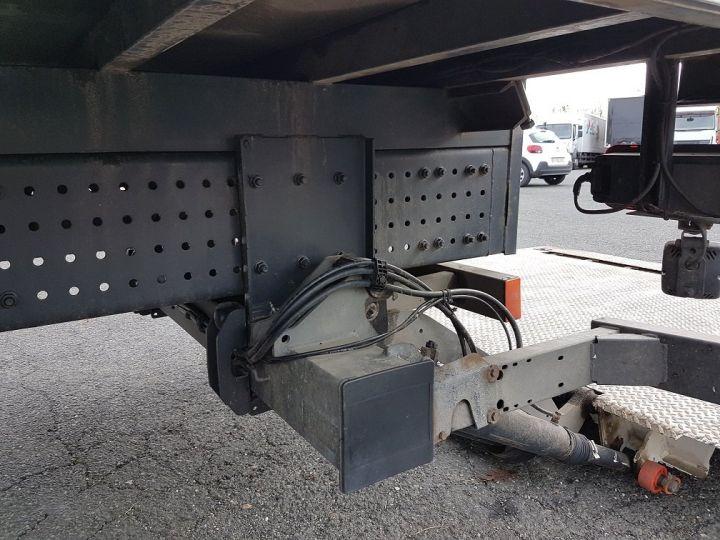 Camion porteur Renault D Caisse fourgon + Hayon élévateur WIDE 19.280dti - Fourgon 9m40 BLANC - 16