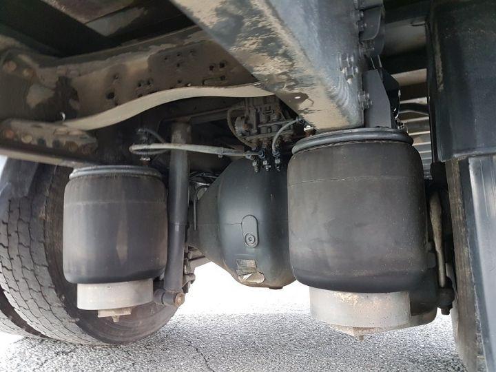 Camion porteur Renault D Caisse fourgon + Hayon élévateur WIDE 19.280dti - Fourgon 9m40 BLANC - 17
