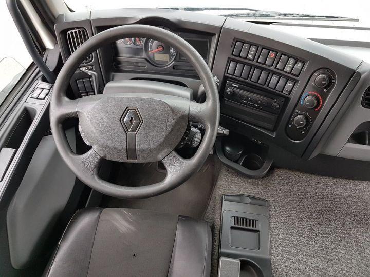 Camion porteur Renault D Caisse fourgon + Hayon élévateur WIDE 19.280dti - Fourgon 9m40 BLANC - 21