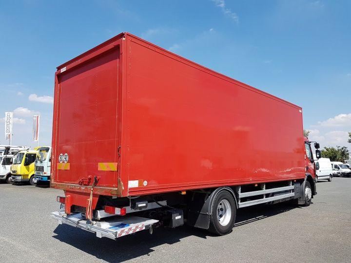 Camion porteur Renault D Caisse fourgon + Hayon élévateur WIDE 19.320dti ROUGE Occasion - 2