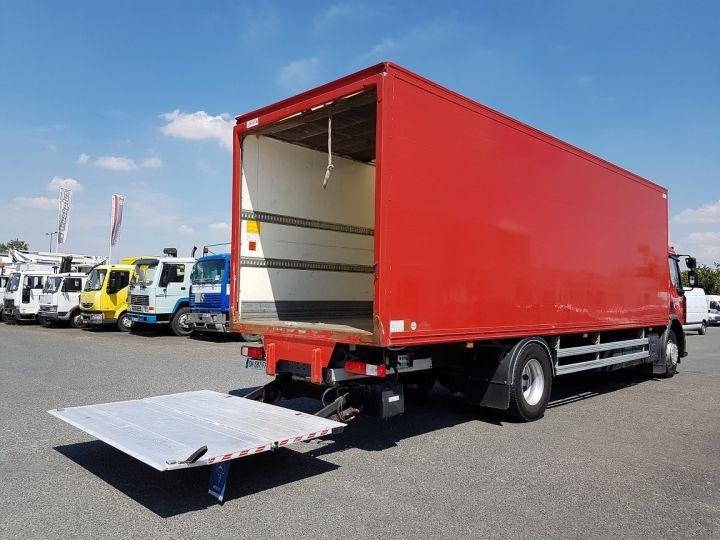 Camion porteur Renault D Caisse fourgon + Hayon élévateur WIDE 19.320dti ROUGE Occasion - 3