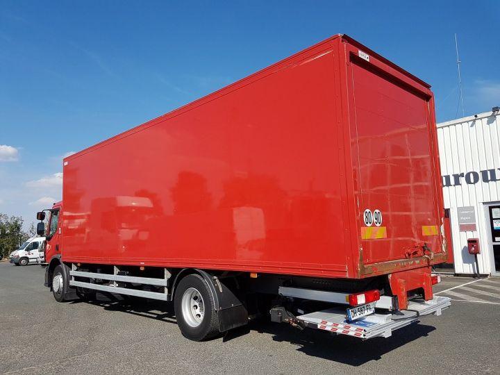 Camion porteur Renault D Caisse fourgon + Hayon élévateur WIDE 19.320dti ROUGE Occasion - 5