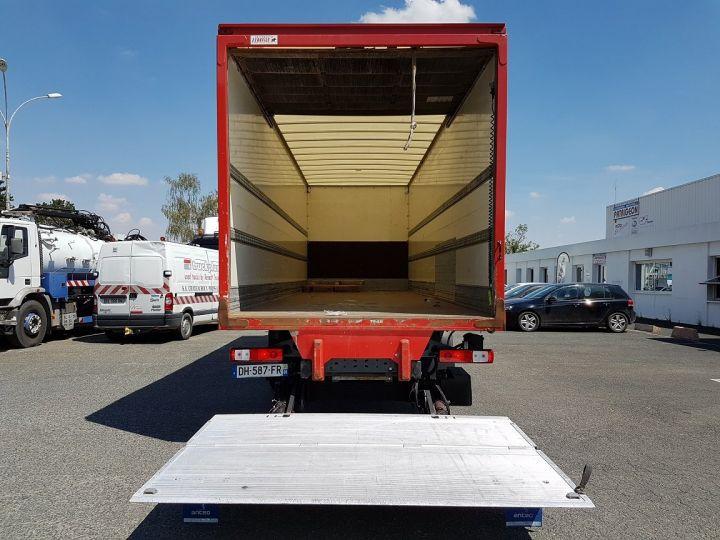 Camion porteur Renault D Caisse fourgon + Hayon élévateur WIDE 19.320dti ROUGE Occasion - 6