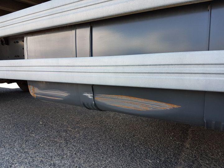 Camion porteur Renault D Caisse fourgon + Hayon élévateur WIDE 19.320dti ROUGE Occasion - 13