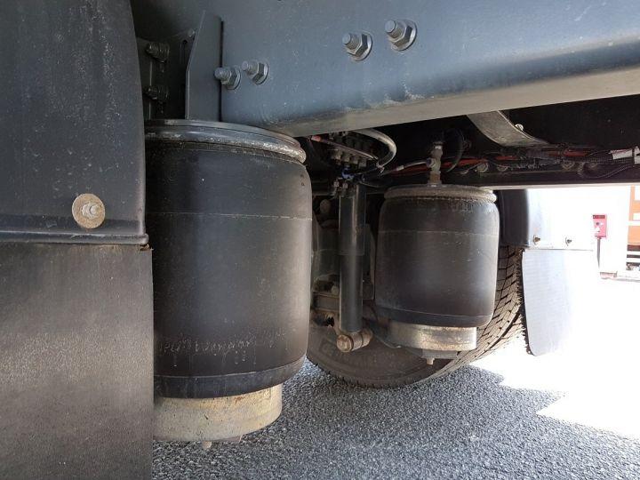 Camion porteur Renault D Caisse fourgon + Hayon élévateur WIDE 19.320dti ROUGE Occasion - 14