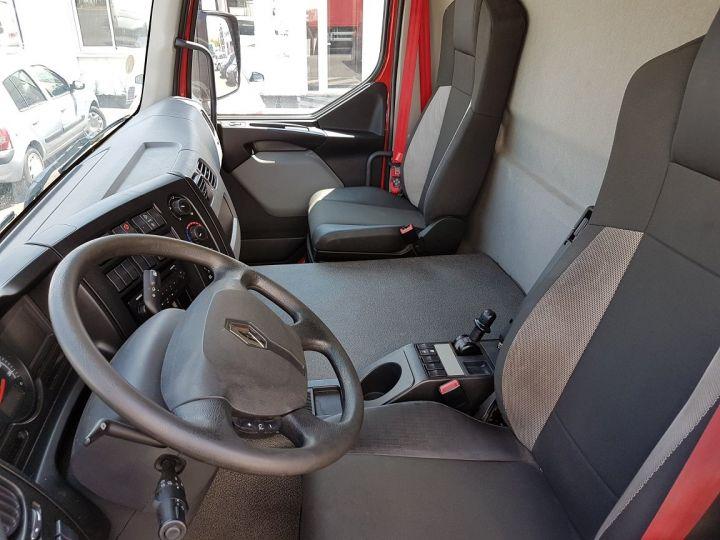 Camion porteur Renault D Caisse fourgon + Hayon élévateur WIDE 19.320dti ROUGE Occasion - 15