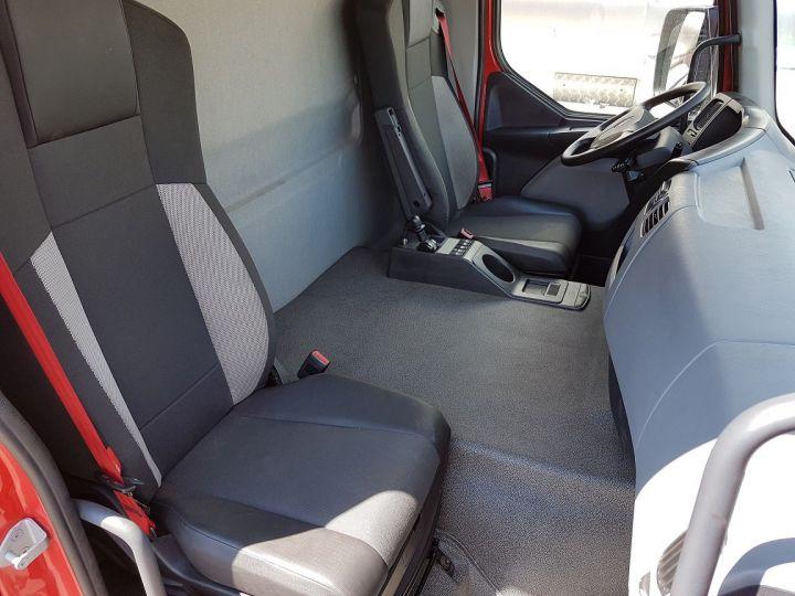 Camion porteur Renault D Caisse fourgon + Hayon élévateur WIDE 19.320dti ROUGE Occasion - 16