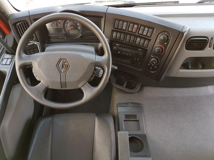 Camion porteur Renault D Caisse fourgon + Hayon élévateur WIDE 19.320dti ROUGE Occasion - 17