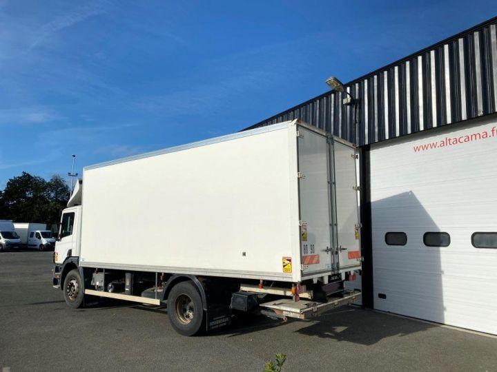 Camion porteur Scania Caisse fourgon + Hayon élévateur SCANIA 94G 220 HAYON ELEVATEUR BLANC - 1