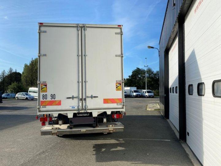 Camion porteur Scania Caisse fourgon + Hayon élévateur SCANIA 94G 220 HAYON ELEVATEUR BLANC - 4