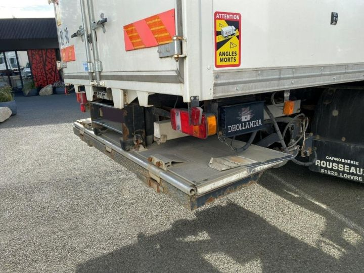 Camion porteur Scania Caisse fourgon + Hayon élévateur SCANIA 94G 220 HAYON ELEVATEUR BLANC - 5