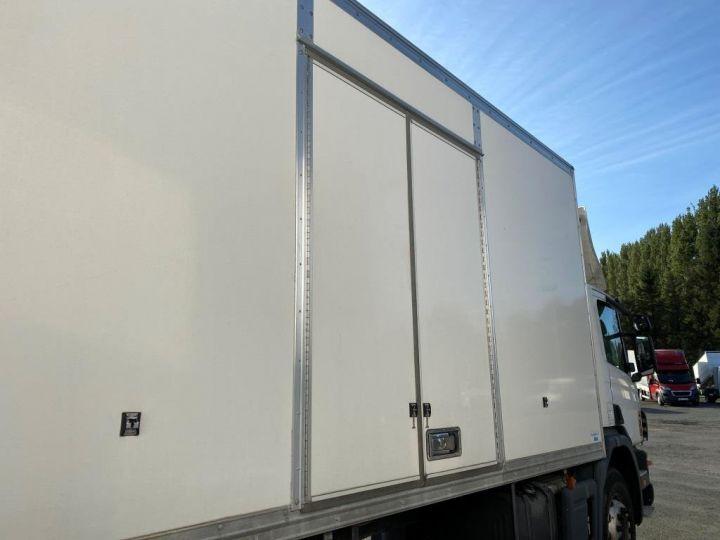 Camion porteur Scania Caisse fourgon + Hayon élévateur SCANIA 94G 220 HAYON ELEVATEUR BLANC - 6