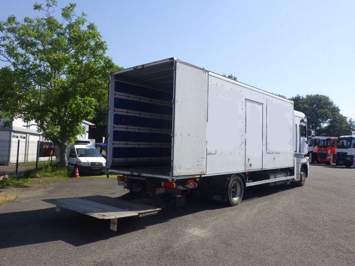 Camion porteur Renault Magnum Caisse Fourgon Blanc - 6