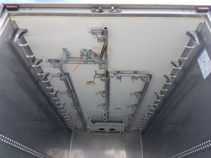 Camion porteur Daf LF Caisse frigorifique 45.180 PORTE-VIANDES BLANC Occasion - 8