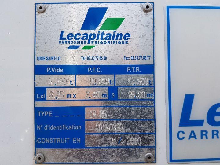 Camion porteur Daf LF Caisse frigorifique 45.180 PORTE-VIANDES BLANC Occasion - 10